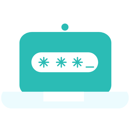 cybersecurity competition icon