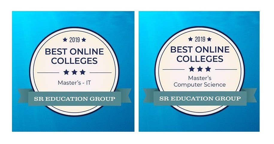 CEC Ranked within SR Education Group's 2019 Lists of Best Online Colleges